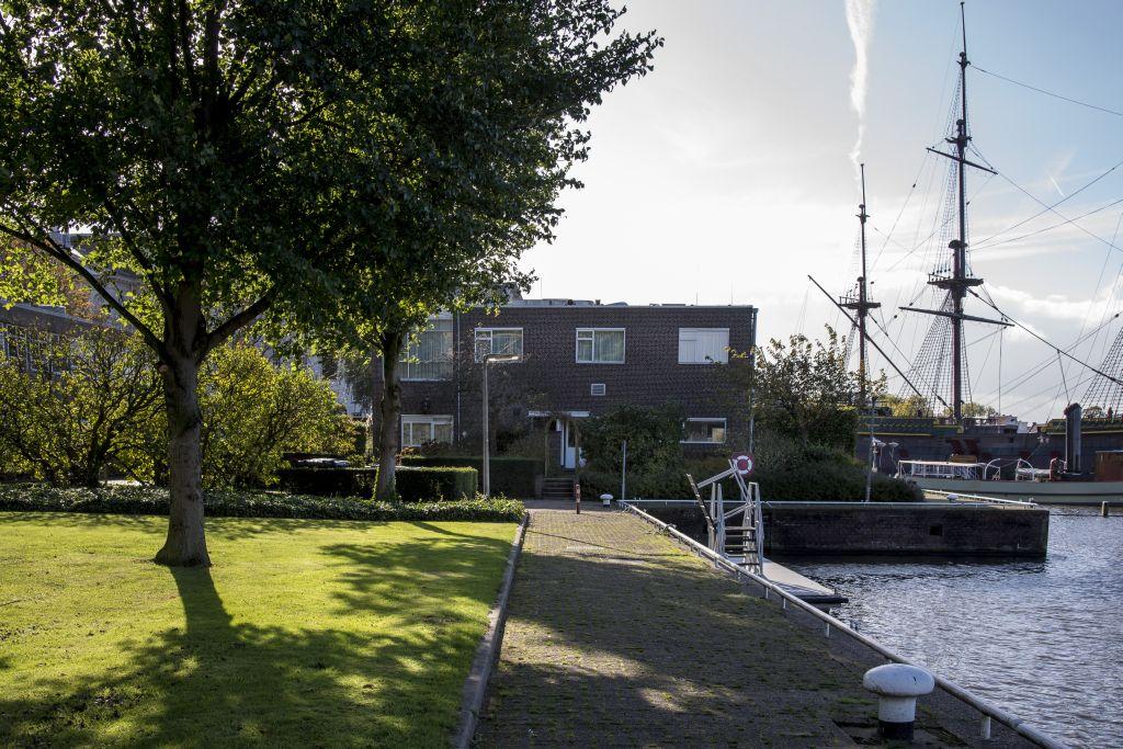 Marineterrein Amsterdam - foto Siebe Swart