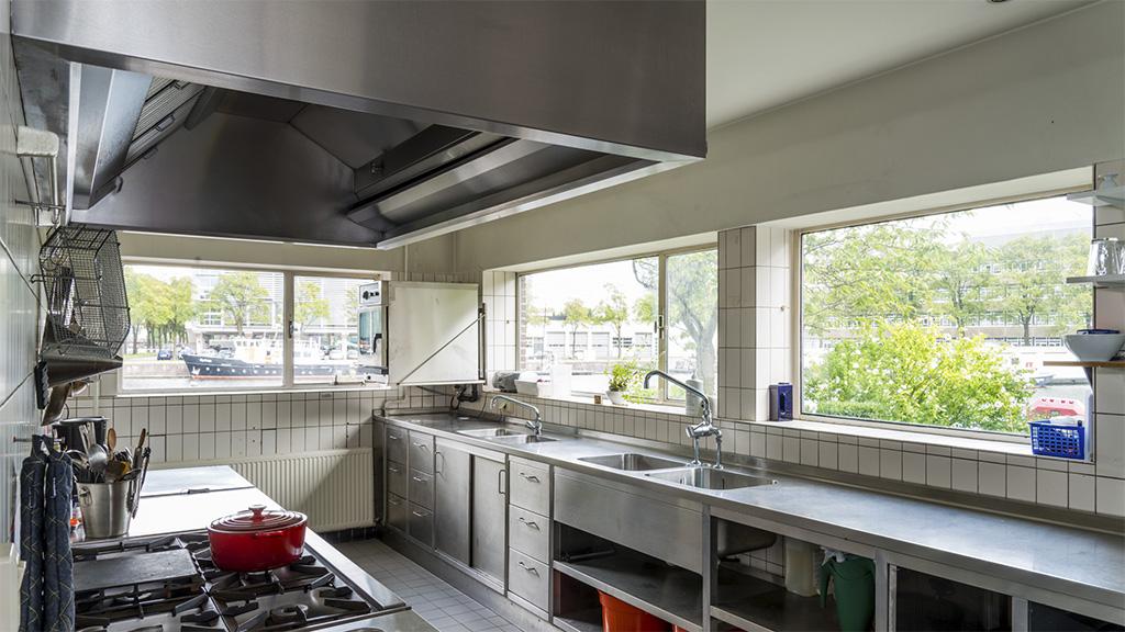 Plattegrond Professionele Keuken : Professionele keuken