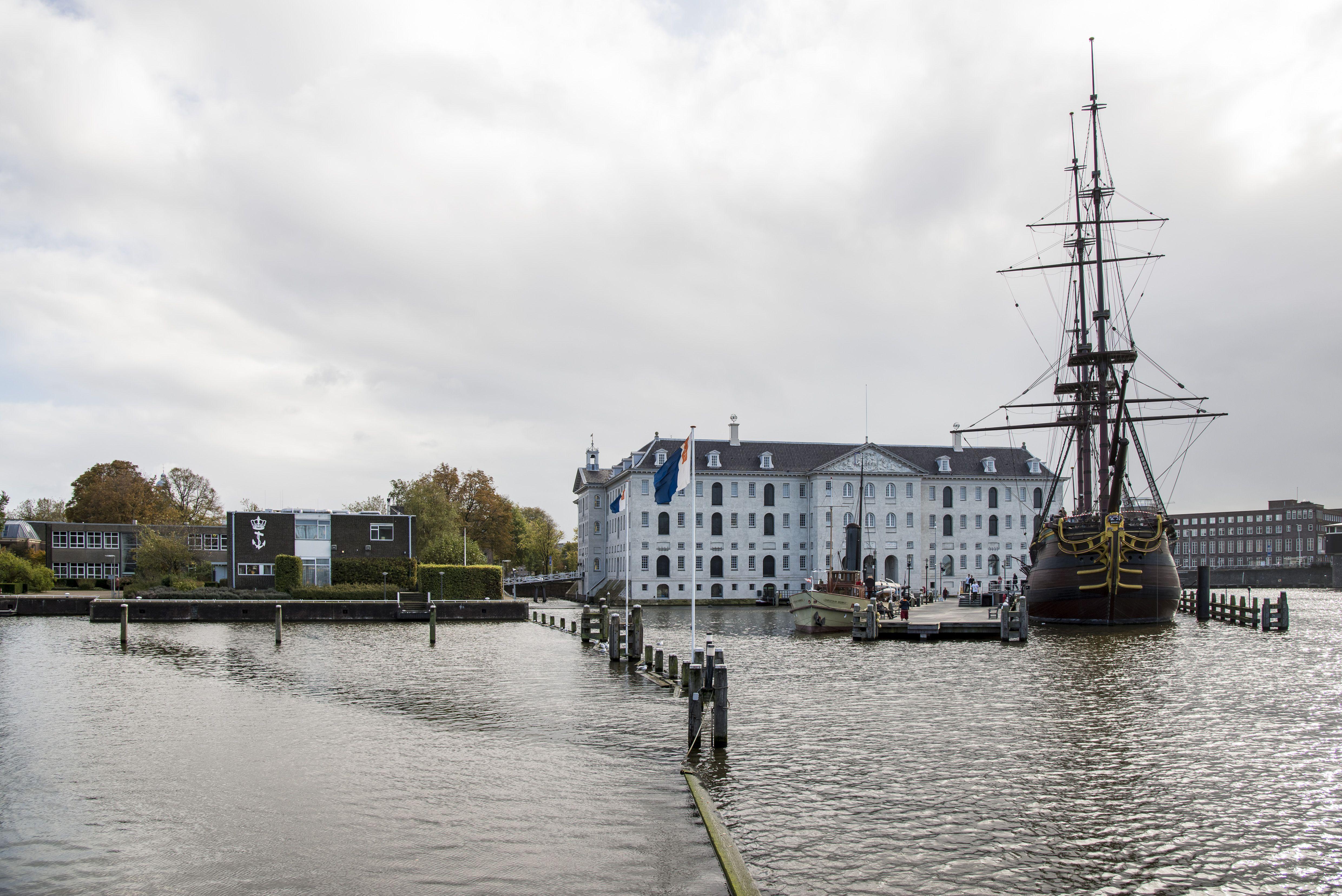 MTA Voorwerf en scheepvaartmuseum23.12.15