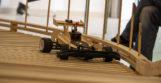 De houten VR race-track van  La Bolleur
